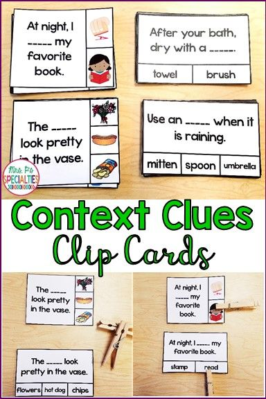 Love how the different levels of clip cards help my special education students demonstrate their knowledge no matter their level. It is so great to have a set tha I don't have to modify or differentiate. Love low prep!!