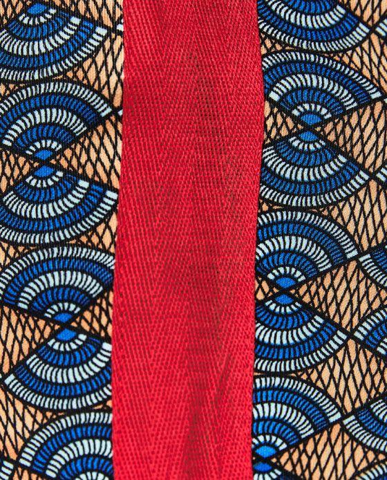 Immagine 7 di PANTALONI STAMPATI di Zara