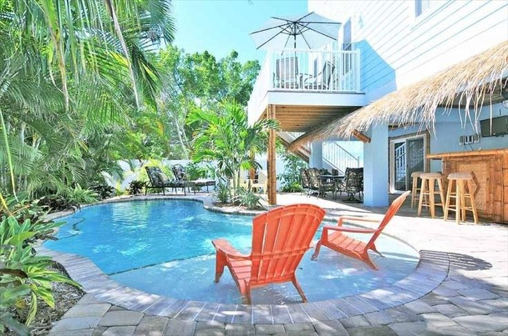 Tropical Island Beach House: 17 Best Images About Pool House On Pinterest