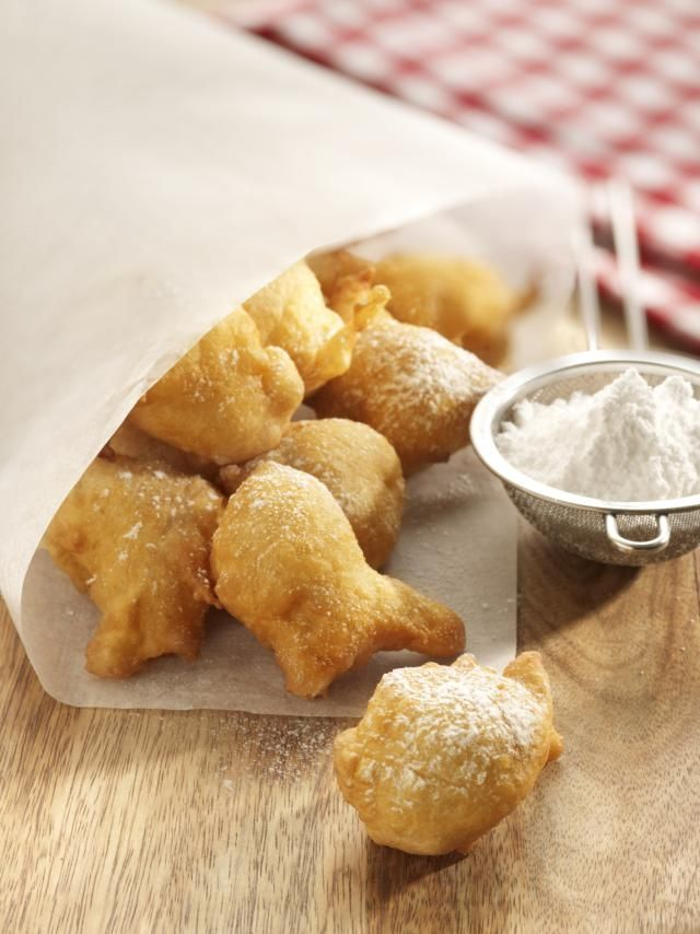 This recipe for Croatian fritters, also known as fritule, is from Klara Cvitanovich of New Orleans.