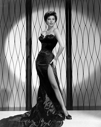 "Ava Gardner   ""When I lose my temper, honey, you can't find it any place"""
