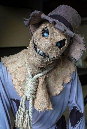 Scary halloween decorations ideas 48 Halloween Pinterest Scary - scary halloween props