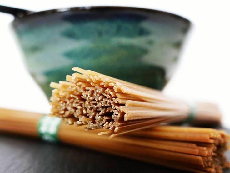 Noodles de Trigo Sarraceno @kingsobanoodleculture #GlutenFree #SinGluten #Noodles #Buckwheat #TrigoSarraceno #Vegan #Organic #Bio #Eco Tienda online https://granumorganic.com/?s=king+soba&post_type=product