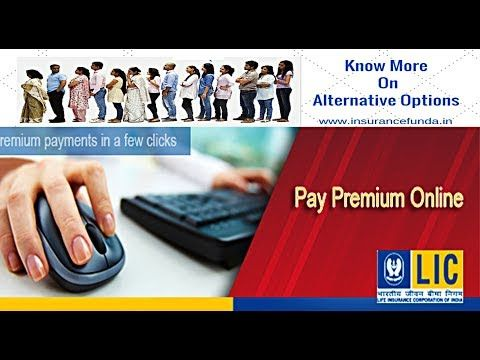 How everybody online lic premium payment by Mobile or Computer