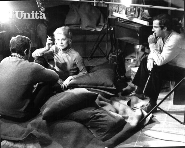 François Truffaut / Catherine Deneuve - La sirène du Mississipi