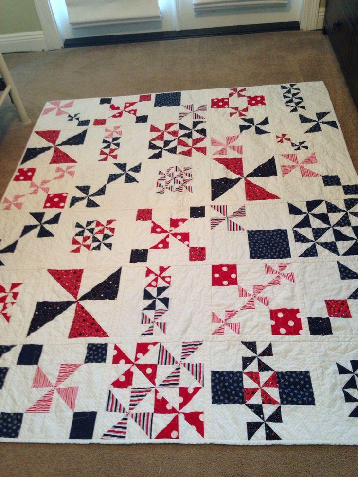 Quilt Patterns Pinwheel Blocks : 44 best Twiddletails Quilts & Patterns images on Pinterest Quilt patterns, Pinwheels and ...