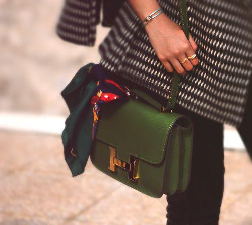 green hermes...