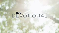 "BYU Devotional given on 8.18.15 by Elder Neil L. Anderson ""A Compensatory Spiritual Power for the Righteous."" As evil increases in the world, so too does the Lord's power for the righteous who seek it out.  Powerful talk with direction on how to harness this spiritual power in our lives and the lives of our families."