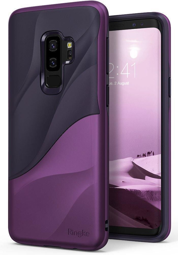 Ringke Best Fashion Protection Case For Samsung Galaxy S9 Plus Purple Samsung Galaxy Samsung Galaxy