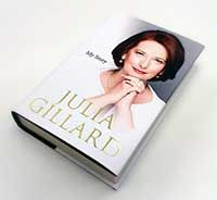 Julia Gillard's highly anticipated autobiography now available from The Library Shop.