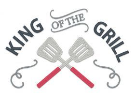 All Designs :: King of the Grill