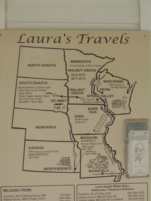 Roadtrip Iowa: 10 Sites - American Gothic to Buddy Holly | hubpages