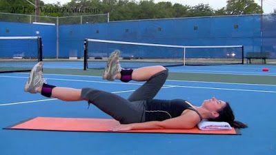 Estás comenzando a jugar al tenis? Descubre los 4 ejercicios que no pueden faltar en tu rutina que te ayudarán a tener grandes progresos! CLICK AQUI: http://www.comojugartennisfacilmente.blogspot.com/2016/12/ejercicios-de-tenis-para-principiantes.html