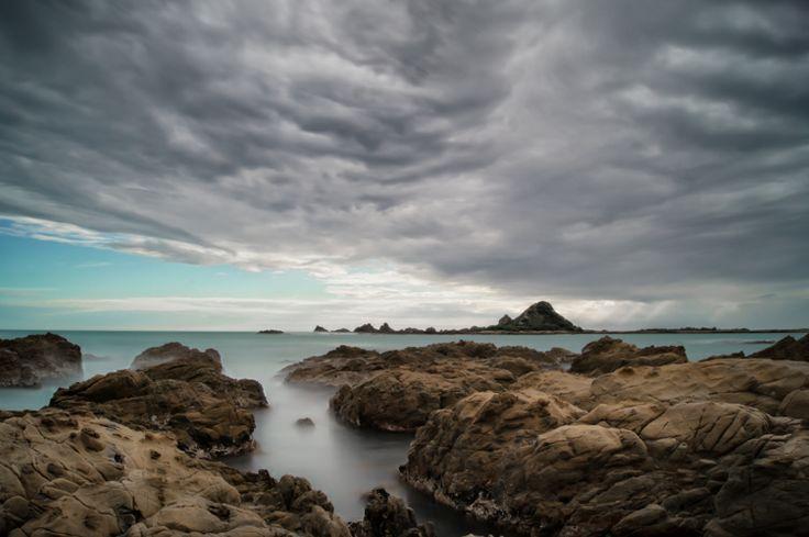 Island Bay, Wellington.