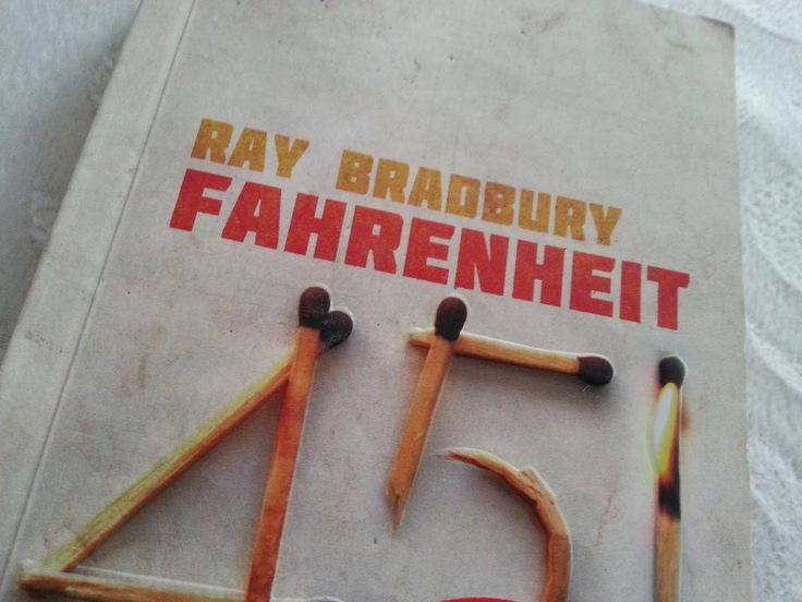 Ray Bradburg  1953 yılında Amerika toplumunun geleceğini olarak gördüğü distopyası Fahrenheıt ...