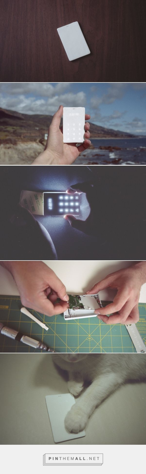"""""""The Light Phone: Designed for Disconnecting"""