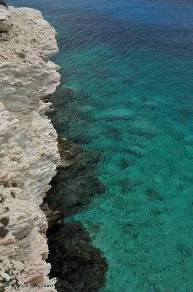 Wonderful clear water