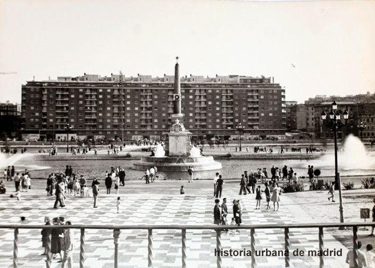 PARQUE DE ARGANZUELA, 1969