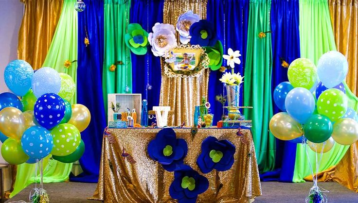 Little Krishna Vihaan's First Birthday | CatchMyParty.com