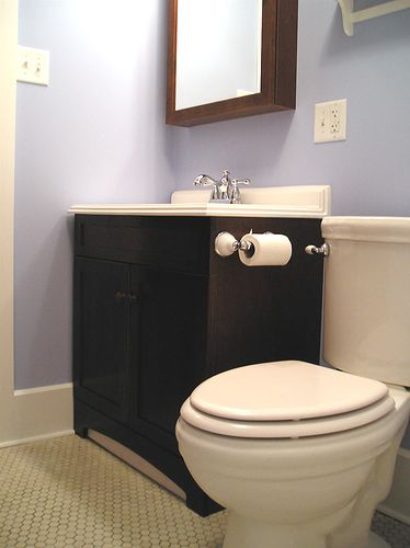 17 Best Ideas For Small Bathrooms On Pinterest Small
