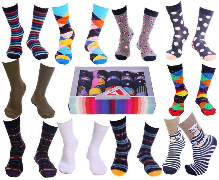 10 Par Högstaberg Strumpor-Socks 40-45