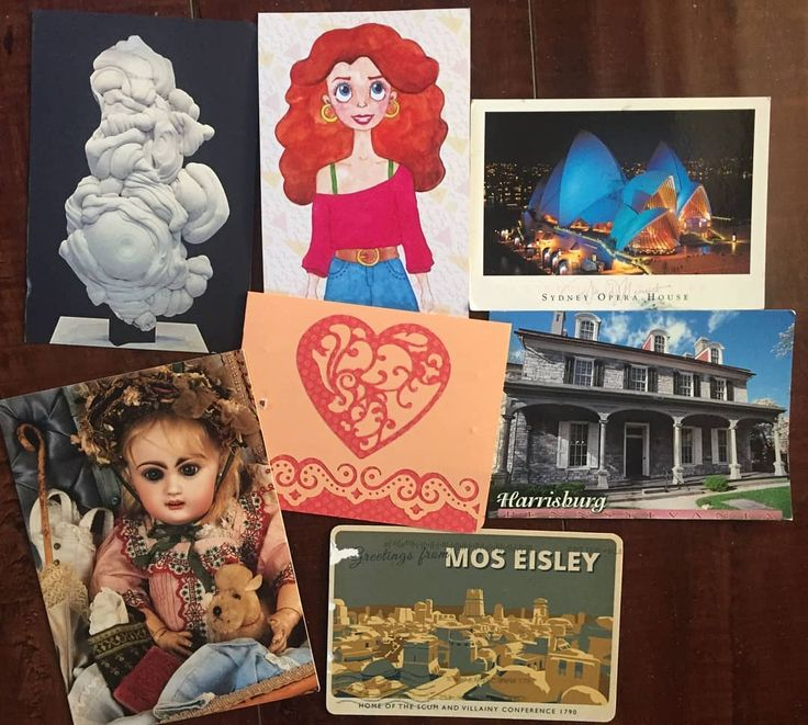 u/stockman1984 received this array of cards from our users! Want some of your own? Follow the link in our bio!    #rrandomactsofcards #randomactsofcards #raoc #reddit #snailmail #snailmailing #snailmaillove #snailmailrevival #incomingmail #sendmoremail #sendit #send #happymailbox #happymail #mailexchange #card #cards #postcard #postcards #postcardexchange #creepy #doll #SydneyOperaHouse #heart #Australia #Harrisburg #pennsylvania #MosEisley #CreepyDoll