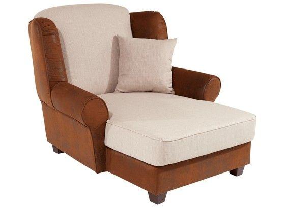 Gemütlicher Sessel im Loungestil – der beste Platz zum Erholen und Entspannen