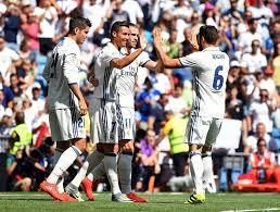 Real Madrid first to win back-to-back UEFA Champions League titles :http://gktomorrow.com/2017/06/05/real-madrid-uefa-champions-league-titles/