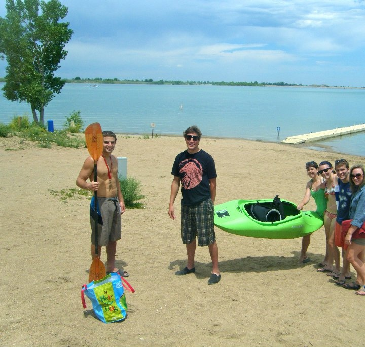 They wanted to learn to kayak!: Kayaks, Sports, Learning