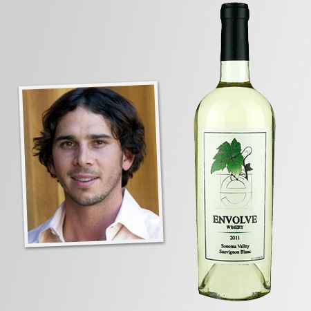 Bachelor Ben Flajnik's favorite summer wine: 2011 Envolve Sonoma Valley Sauvignon Blanc. See all our wine expert under $ 20 picks!