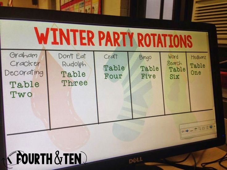 Simple party rotation plan that takes ~30 minutes and keeps things rolling. Put items in tubs to start, have a few parent volunteers man the stations, and have  a bit of food. Finish with a movie. Excellent blog
