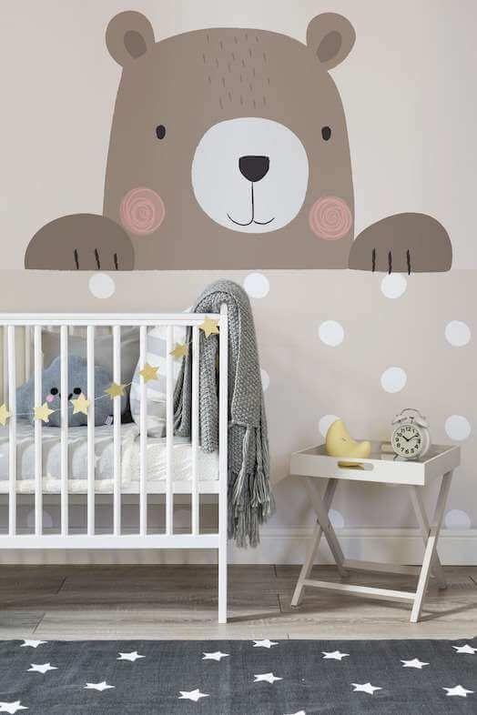 Styling The Nursery Room This Season. 25  best Wallpaper Ideas on Pinterest   Wallpaper for hallways