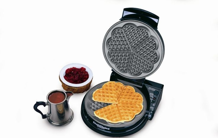 Chef's Choice Traditional Waffle Maker Review