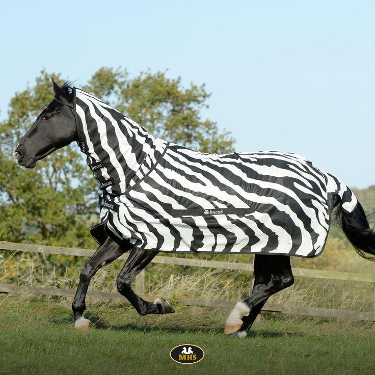 Heb jij ervaring met de bucas buzzoff zebra deken wat