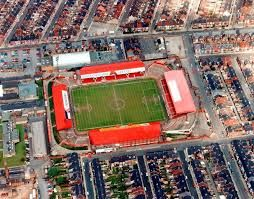 Middlesbrough FC - Ayresome Park