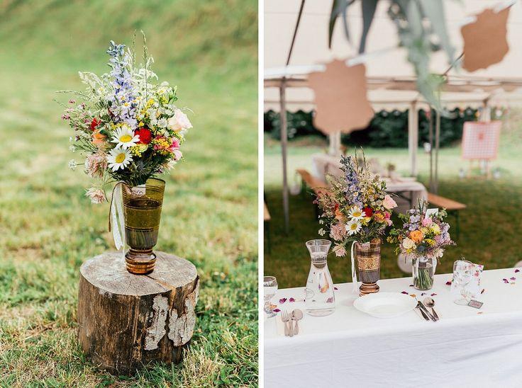 Terezka + Radan ~ BíláČerná  Wedding bouquet  Sweet Melange