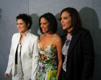Wendy Melvoin, Sheila E, and Lisa Coleman