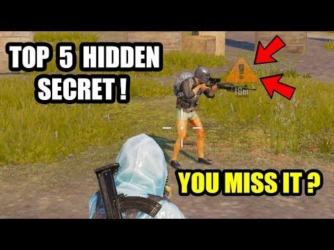 pubg mobile best tricks and tips