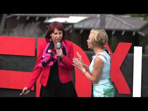 Four personality styles: Jennifer & Linda Nacif at TEDxLaJolla - YouTube