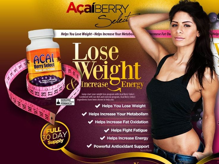 When you order your first shipment of Acai Berry Weight Loss, you'll be automatically signed up to get Free membership access to our results-based online fitness program. This information is exclusively for Acai Berry Weight Loss members, and is not available to the general public.