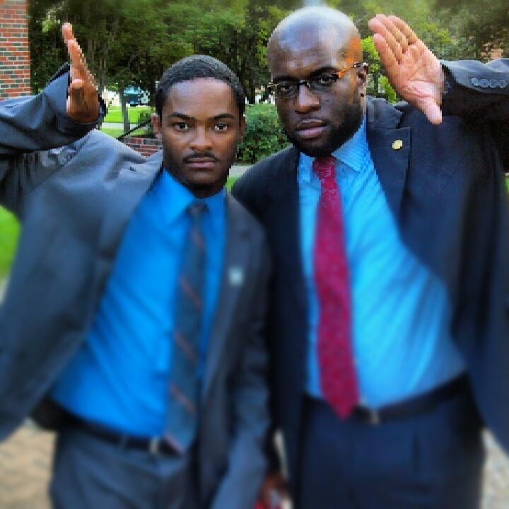 Bro. Jonathan L. Miller & Bro. Craig Q. King #FRAT