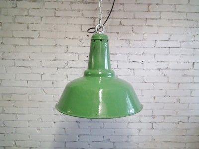 Grote industriële hanglamp   Hal72