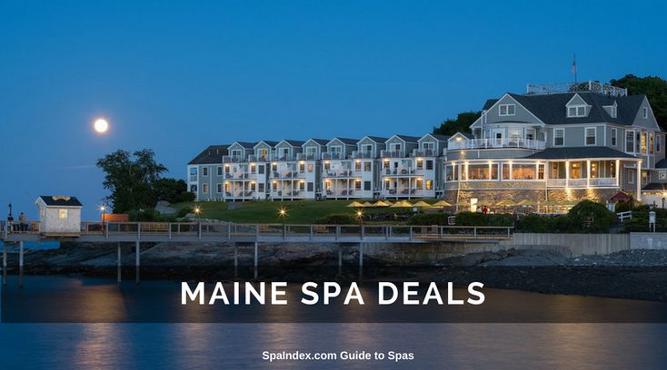 Search our Maine Spa Directory for spa packages, deals, coupons, hotel offers, vacations and getaways!