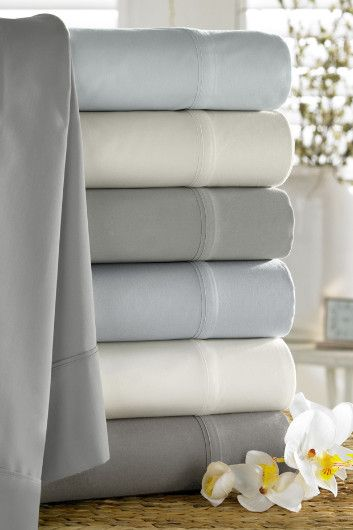 Luxury Bamboo Sheet Set - Bed Sheets, Bedding, Home Decor | Soft Surroundings