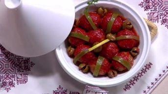 Recept 2 Choumicha - Tajine met gehaktballetjes van sardines