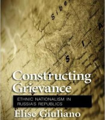 Constructing Grievance: Ethnic Nationalism In Russia'S Republics PDF