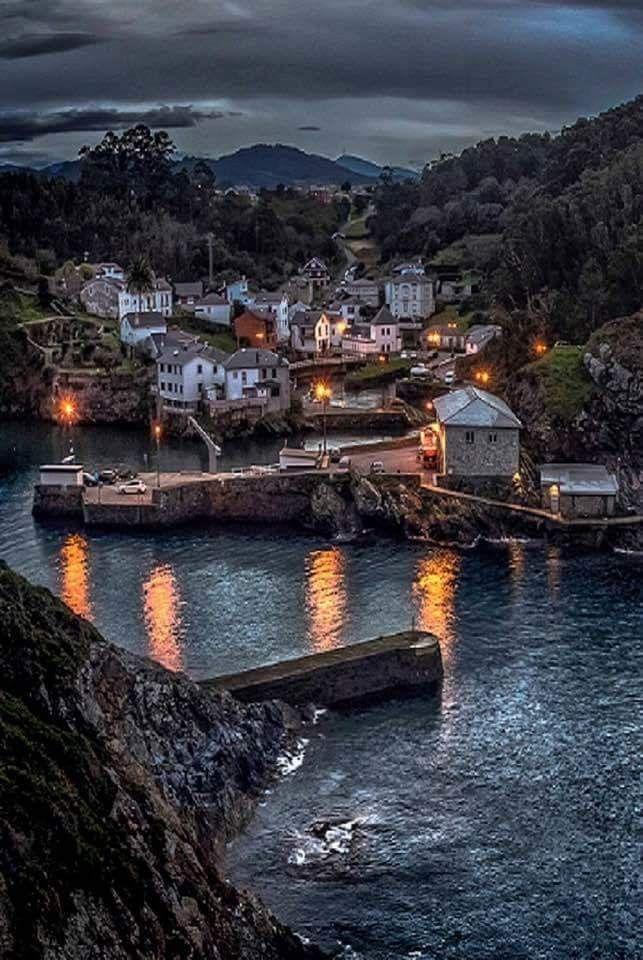 Viaveles, Asturias