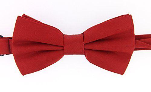 Soprano Red Plain Satin Silk Pre-tied Bow Tie Soprano http://www.amazon.co.uk/dp/B00NM9J6CY/ref=cm_sw_r_pi_dp_mck0wb0QXFY68