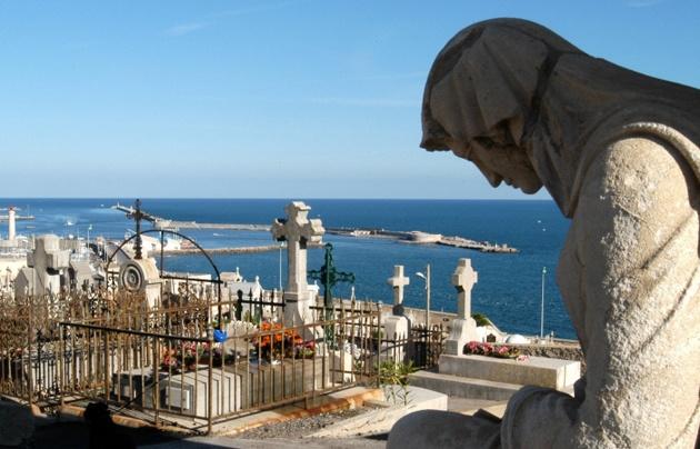 Cimetière marin de Sète, © Communication / Ville de Sète