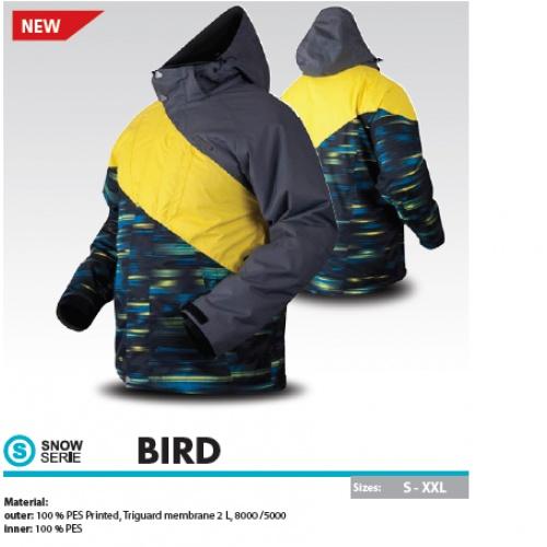 Trimm Bird Jacheta de snowboard si Ski Green - Preţ: 369 Lei